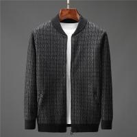 $58.20 USD Versace Sweaters Long Sleeved Zipper For Men #799919