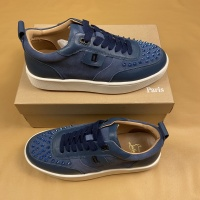 $109.61 USD Christian Louboutin Casual Shoes For Men #799979