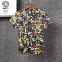 $24.25 USD Versace T-Shirts Short Sleeved O-Neck For Men #801471