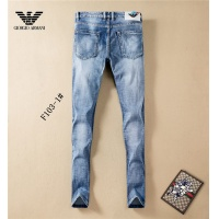 $46.56 USD Armani Jeans Trousers For Men #801586