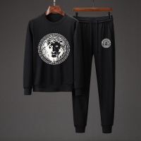 $82.45 USD Versace Tracksuits Long Sleeved O-Neck For Men #801866