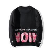$36.86 USD Aape Hoodies Long Sleeved O-Neck For Men #802277