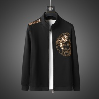 $82.45 USD Versace Tracksuits Long Sleeved Zipper For Men #803463