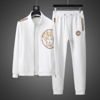 $82.45 USD Versace Tracksuits Long Sleeved Zipper For Men #803464