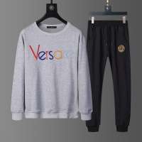 $62.08 USD Versace Tracksuits Long Sleeved O-Neck For Men #803893