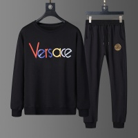 $62.08 USD Versace Tracksuits Long Sleeved O-Neck For Men #803894