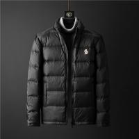 $128.04 USD Moncler Down Feather Coat Long Sleeved Zipper For Men #804142