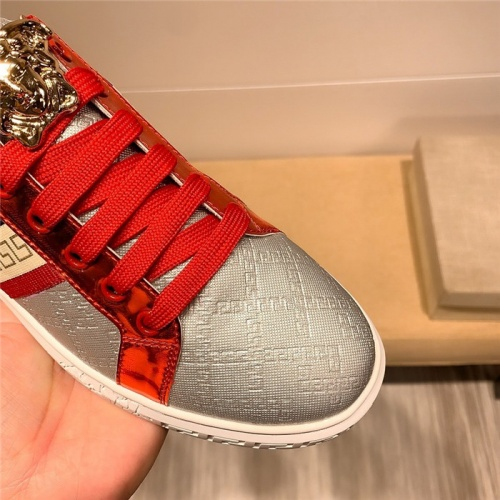 Replica Versace Casual Shoes For Men #804489 $69.84 USD for Wholesale