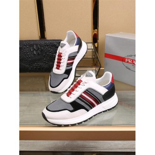 Prada Casual Shoes For Men #804508