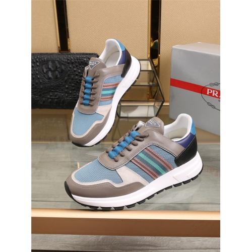Prada Casual Shoes For Men #804509