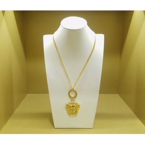 Versace Necklace #804549 $39.77, Wholesale Replica Versace Necklace