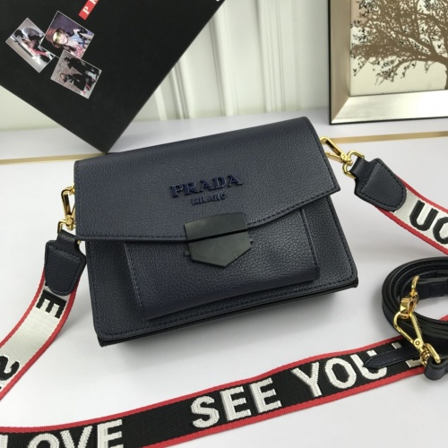 Prada AAA Quality Messeger Bags For Women #804641