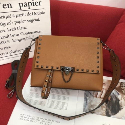 Valentino AAA Quality Messenger Bags For Women #804647 $97.97 USD, Wholesale Replica Valentino AAA Quality Messenger Bags