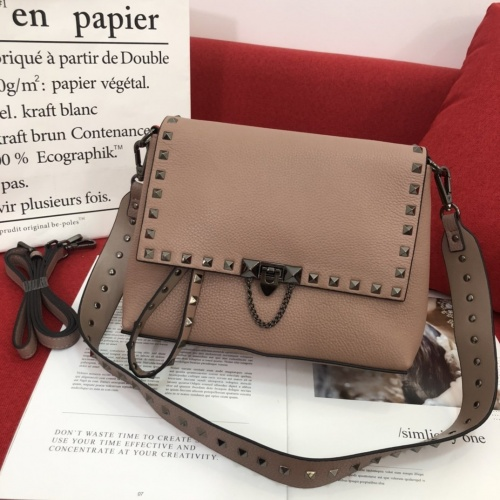 Valentino AAA Quality Messenger Bags For Women #804648 $97.97 USD, Wholesale Replica Valentino AAA Quality Messenger Bags