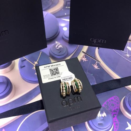 apm Monaco Earrings #804655