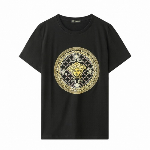 Versace T-Shirts Short Sleeved O-Neck For Men #804682