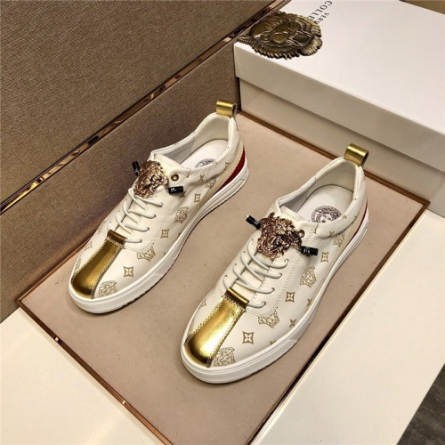 Versace Casual Shoes For Men #804789