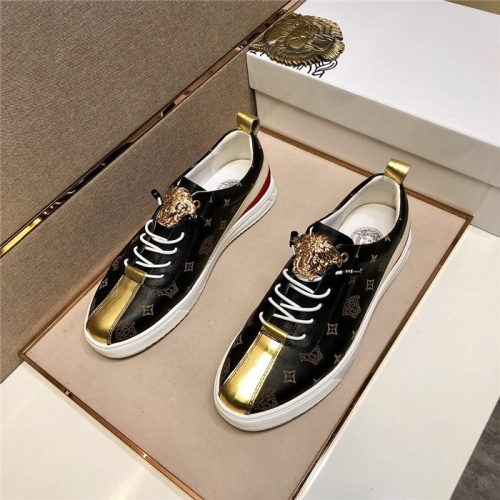 Versace Casual Shoes For Men #804790