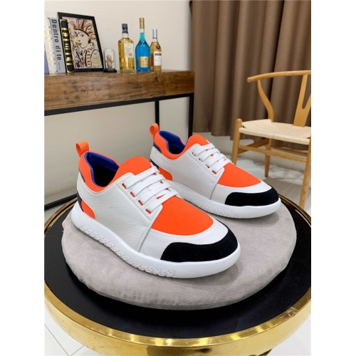 Hermes Casual Shoes For Men #804813 $89.24 USD, Wholesale Replica Hermes Casual Shoes