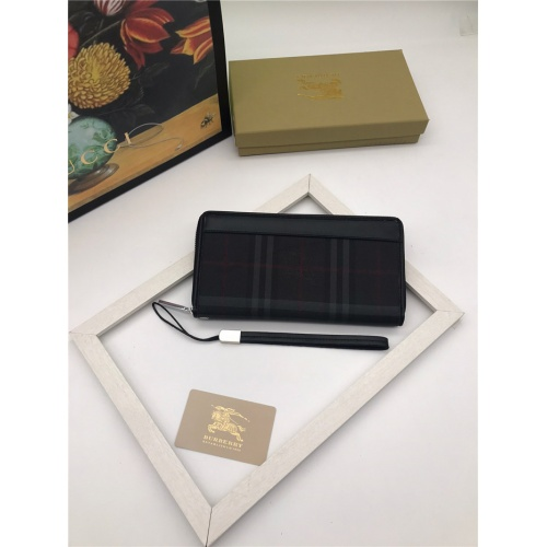 Burberry AAA Man Wallets #804841