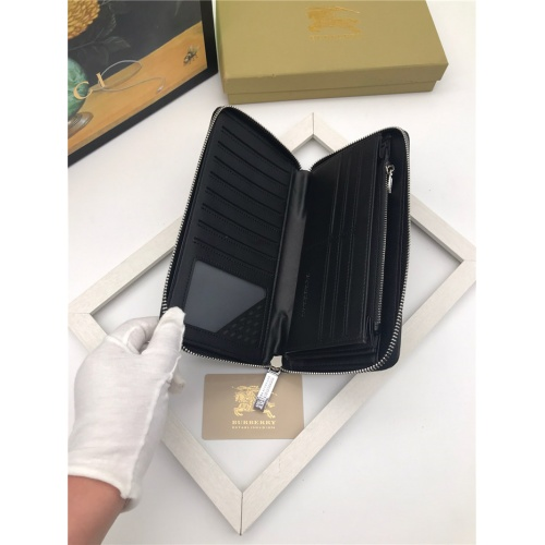 Replica Burberry AAA Man Wallets #804841 $52.38 USD for Wholesale
