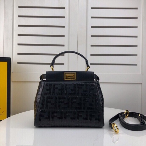 Fendi AAA Quality Handbags For Women #804860