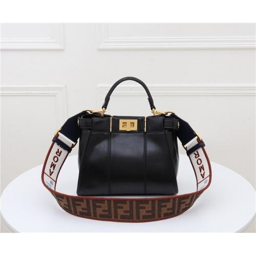 Fendi AAA Quality Handbags For Women #804862
