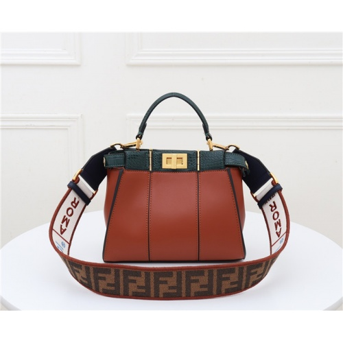 Fendi AAA Quality Handbags For Women #804863