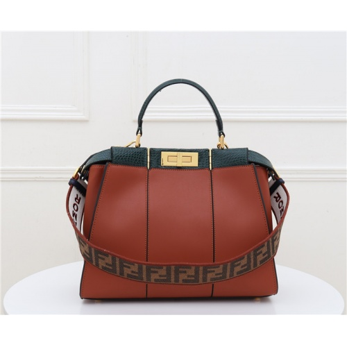 Fendi AAA Quality Handbags For Women #804868