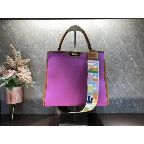 Fendi AAA Quality Handbags For Women #804871