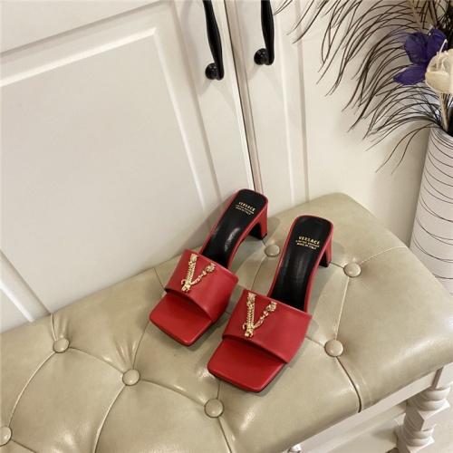 Versace Sandals For Women #804898