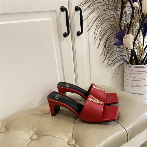 Replica Versace Sandals For Women #804898 $82.45 USD for Wholesale
