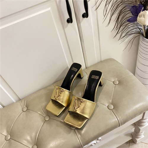 Versace Sandals For Women #804900