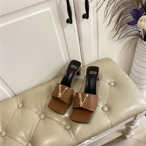 Versace Sandals For Women #804901 $82.45 USD, Wholesale Replica Versace Sandal