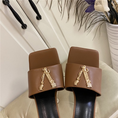 Replica Versace Sandals For Women #804901 $82.45 USD for Wholesale