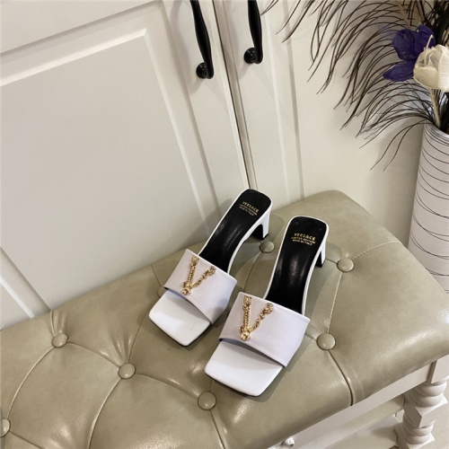 Versace Sandals For Women #804902