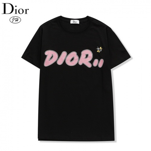 Christian Dior T-Shirts Short Sleeved O-Neck For Men #804918