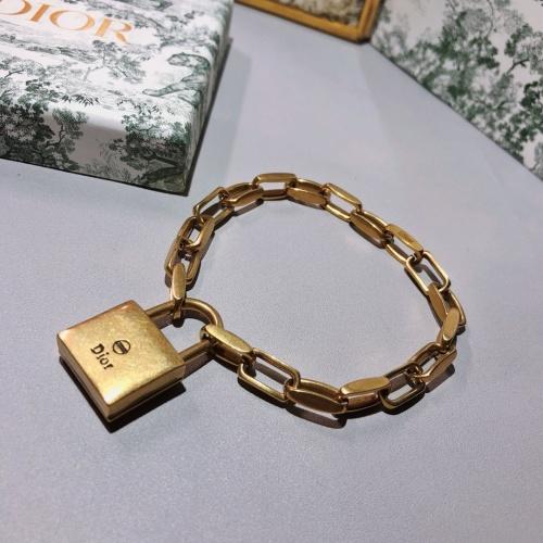 Replica Christian Dior Bracelets #805129 $40.74 USD for Wholesale