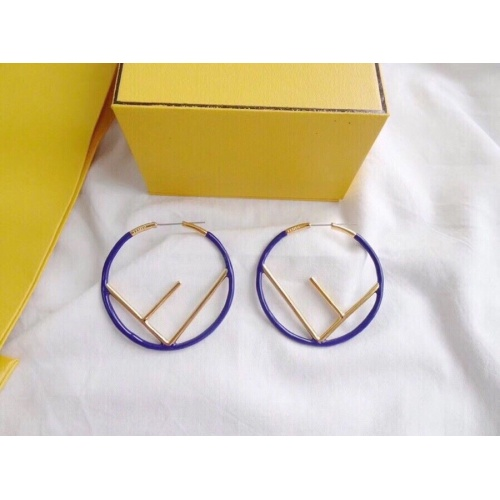 Fendi Earrings #805154