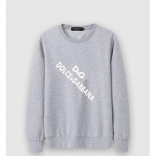 Dolce & Gabbana D&G Hoodies Long Sleeved O-Neck For Men #805191