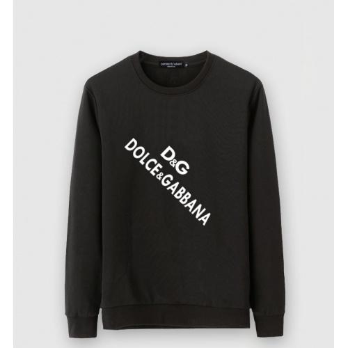 Dolce & Gabbana D&G Hoodies Long Sleeved O-Neck For Men #805192