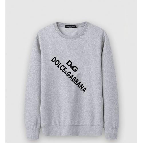 Dolce & Gabbana D&G Hoodies Long Sleeved O-Neck For Men #805196