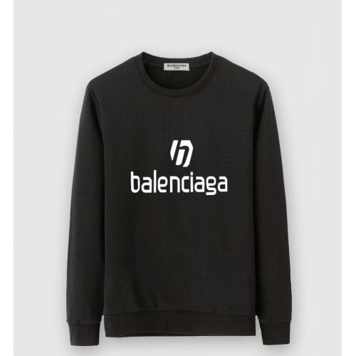 Balenciaga Hoodies Long Sleeved O-Neck For Men #805217