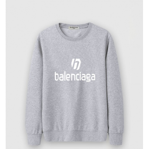 Balenciaga Hoodies Long Sleeved O-Neck For Men #805218
