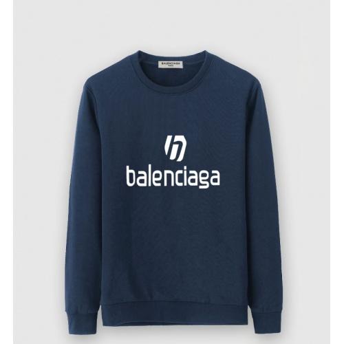 Balenciaga Hoodies Long Sleeved O-Neck For Men #805219