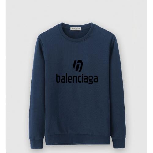 Balenciaga Hoodies Long Sleeved O-Neck For Men #805220