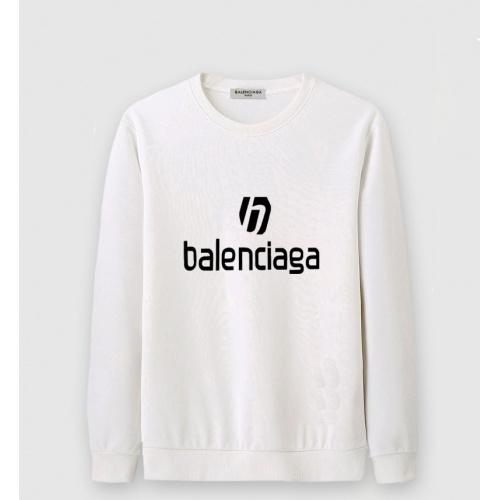 Balenciaga Hoodies Long Sleeved O-Neck For Men #805221