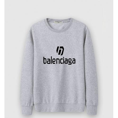 Balenciaga Hoodies Long Sleeved O-Neck For Men #805222