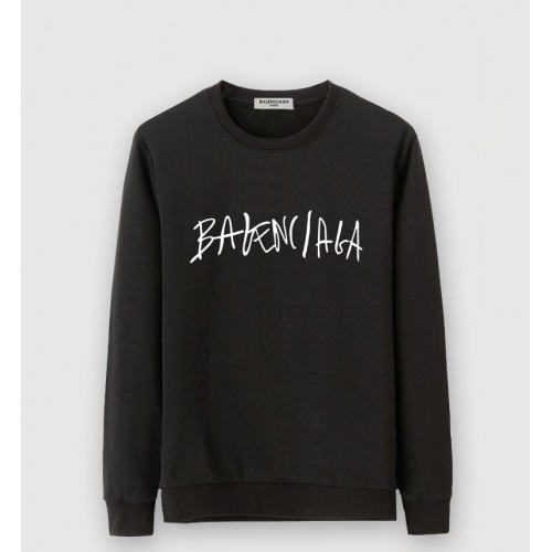 Balenciaga Hoodies Long Sleeved O-Neck For Men #805227