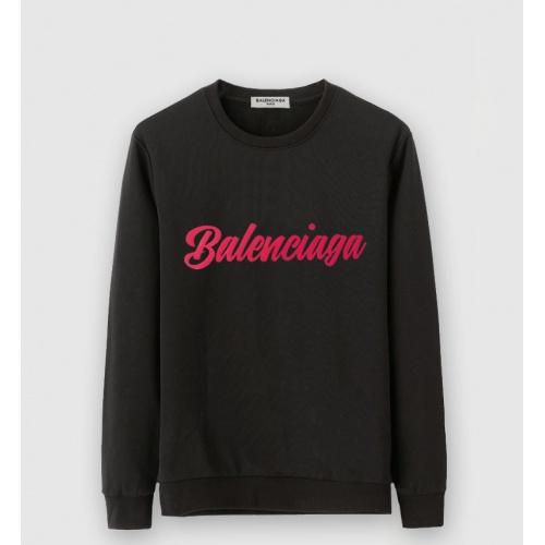 Balenciaga Hoodies Long Sleeved O-Neck For Men #805229